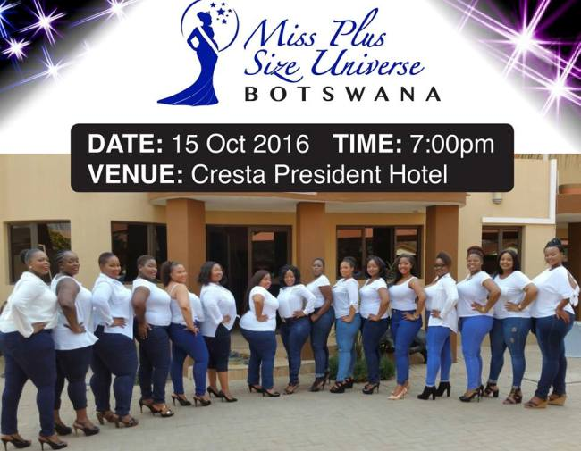 Photo of Miss Plus Size Universe Botswana Aims To Inspire Curvercious  Women