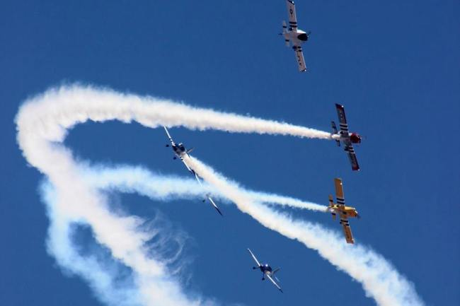 Photo of Gaborone International Air Show In Pictures!