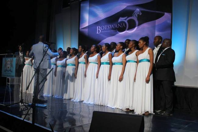 Photo of Botswana longest serving music groups