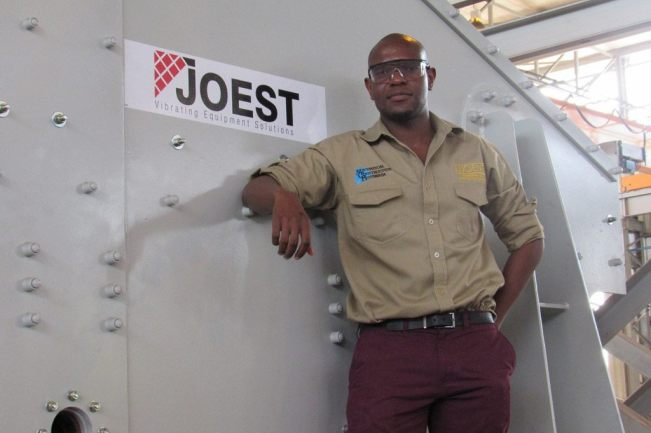 Photo of Young Motswana Lerang Selolwane Shines In The Engineering Industry