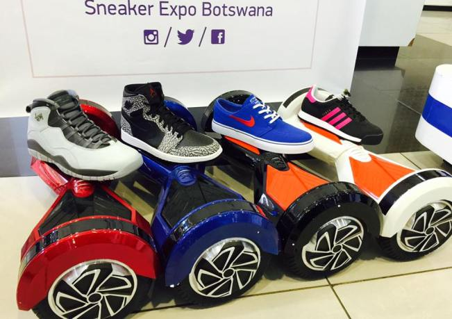 Photo of Botswana's First Premium Sneaker Show To Celebrate Local Sneaker Culture