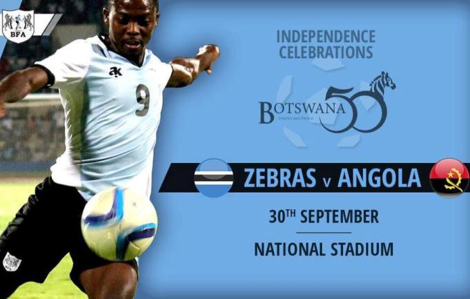 Photo of Botswana's Squad To Face Angola Released!
