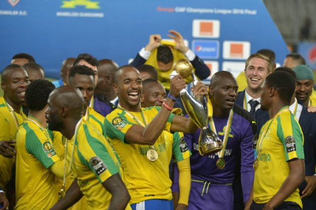 Photo of Mamelodi Sundowns Are The 2016 CAF Champions League Winners!