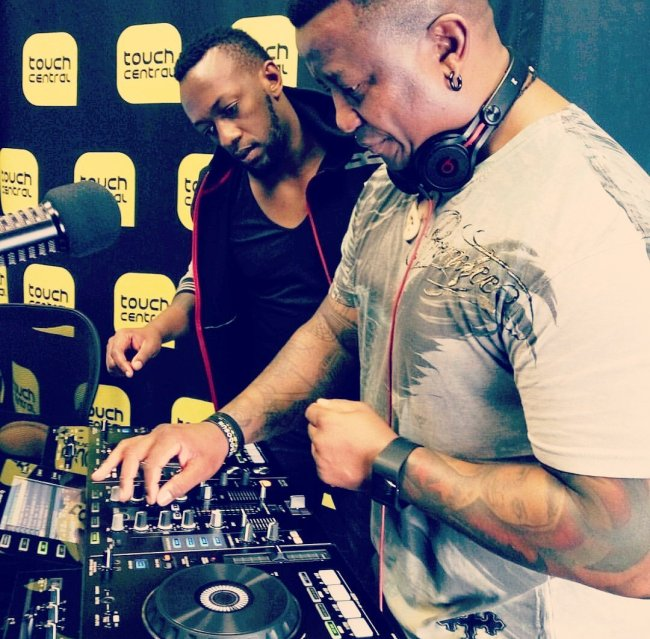 Photo of Oneal And Fresh Doing Their Thing In South Africa
