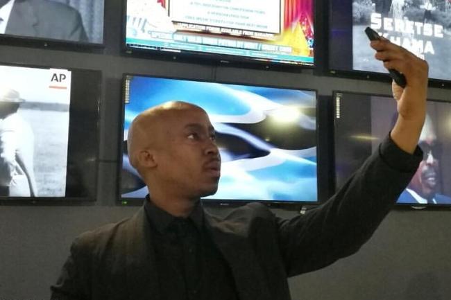 Photo of Mothusi Explains His Brunch With iZaura Initiative