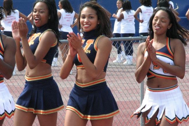 Photo of Cheerleaders Wanted At Urban Grind Company