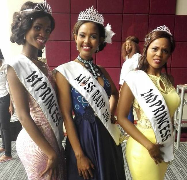 Photo of Neo Chantal Barkaath Crowned Miss RADP 2016