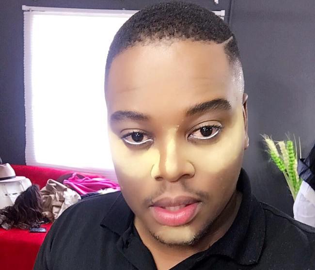 makeup-men