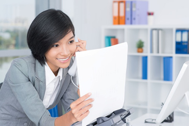 An Office And Administration Officer Wanted At