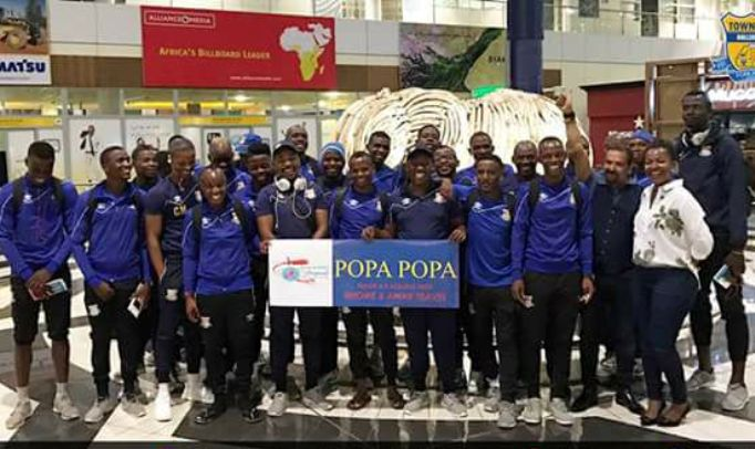Photo of All The Best To Township Rollers And Orapa United As They Represent Botswana