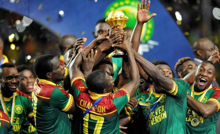 Photo of The Indomitable Lions Are The Champs Of Africa!