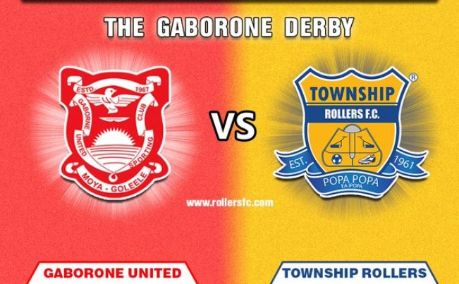 Photo of The Much Anticipated Gaborone Derby Upon Us