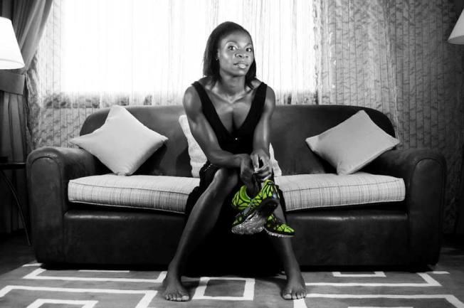 Photo of Amantle Montsho Back On Track!