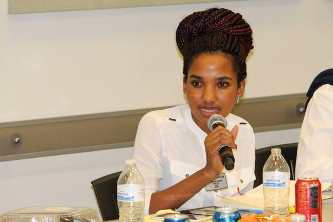 Photo of 24 Year Old Motswana To Receive Queen Elizabeth's Young Leaders Award