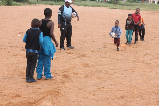 Photo of Botswana Rugby Holds A Mini Festival For Children From Gaborone West