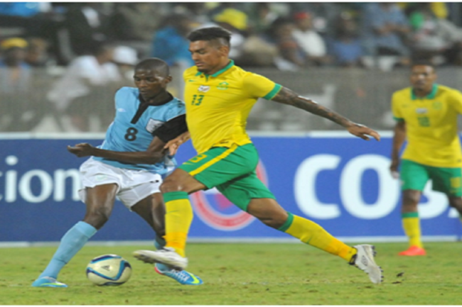 Photo of Zebras Drawn Against Bafana Bafana In The Preliminary Round Of Chan2018 Qualifiers