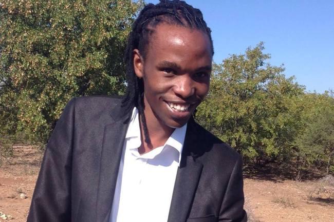 "Photo of ""We Have 2 Celebrities In Botswana, Kast And President Dr.Khama,"" Setlhomo Tshwanelang"