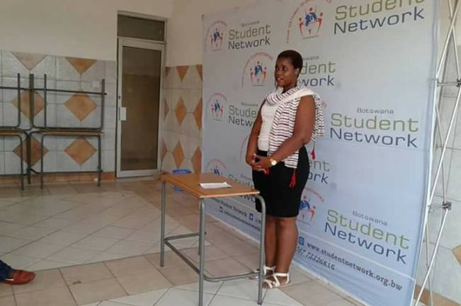 Photo of Botswana Student Network Launch A Young Professionals Branch