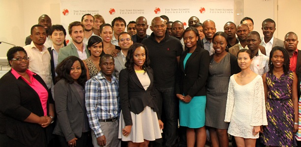 Photo of 5 Batswana Among The 1,000 Tony Elumelu Entrepreneurs For 2017