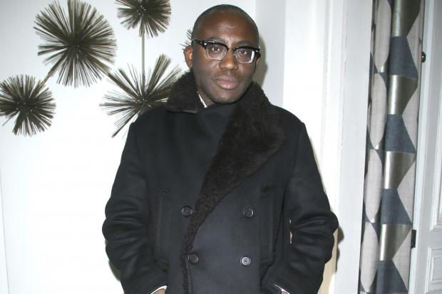 Photo of African Excellence: Ghanaian-Born Edward Enninful Is The New British Vogue Editor
