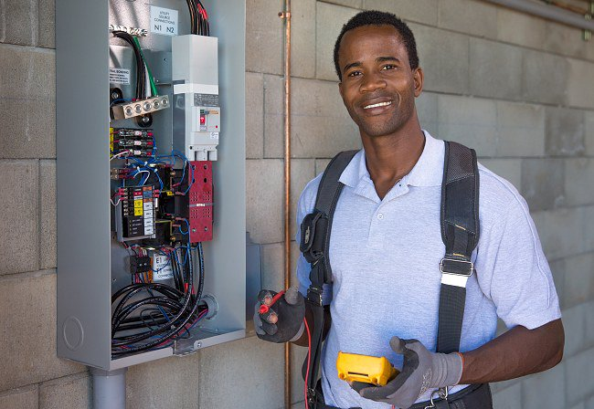 Photo of Electrician Wanted At Bokomo Botswana