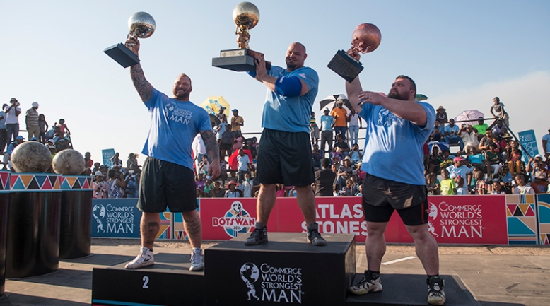 Photo of World's Strongest Man Event Coming To Botswana