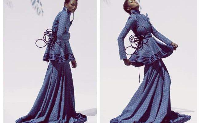 Botswana Dress