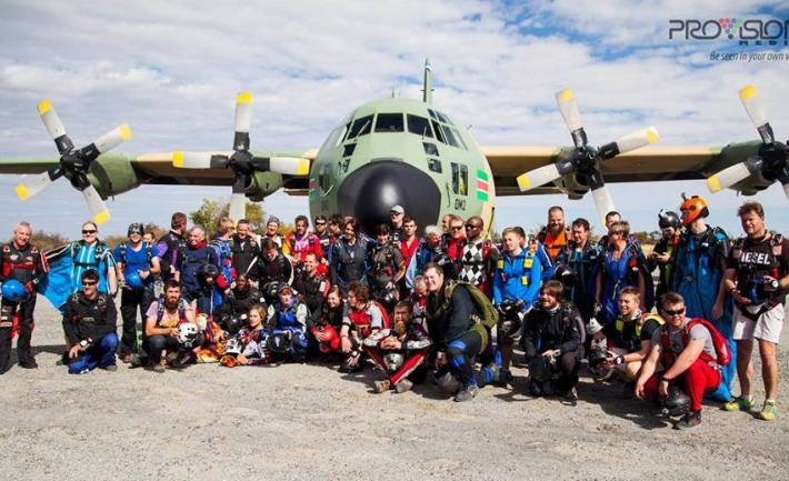 Photo of The Annual Makgadikgadi Epic Boogie And Symposium-Skydive Botswana Billed For August