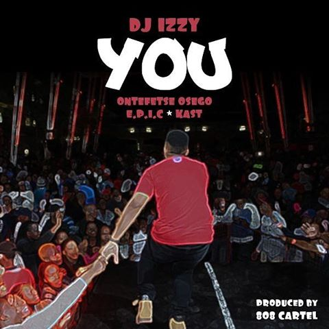 Photo of New Music Alert-Dj Izzy Releases New Single Titled You