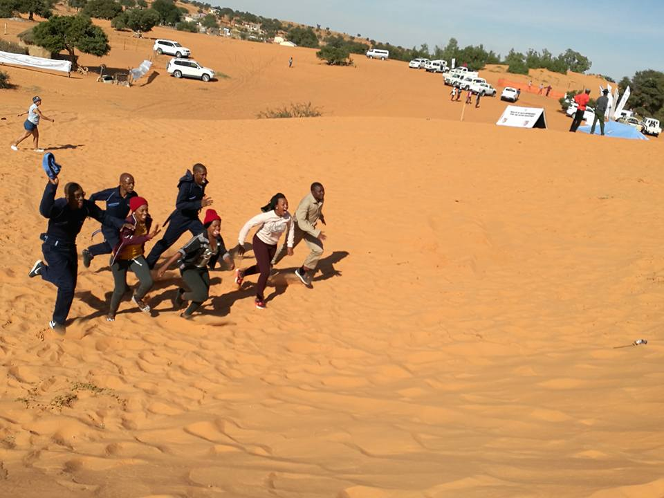 Photo of khawa Dune Challenge And Cultural Festival Now On!