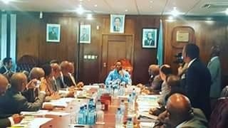 Photo of Makwala Gets The President's Seat