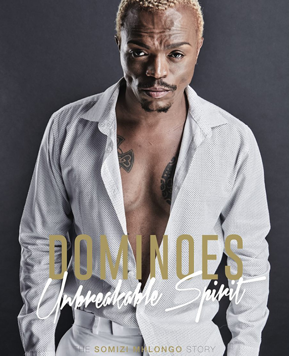 Photo of Somizi Releases His Book Titled Dominoes:Unbreakable Spirit