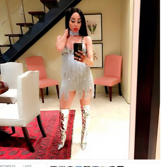 Photo of See How Much It Costs To Get Khanyi Mbau's Bleached Skin!