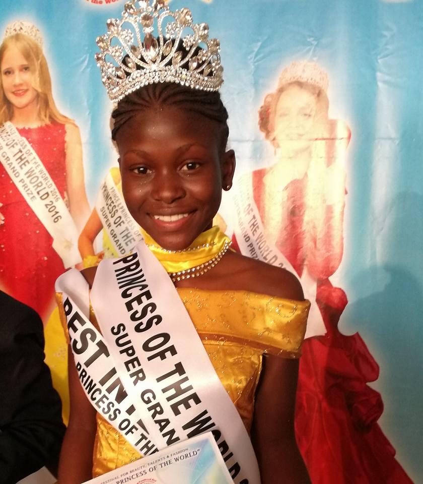 Photo of Yaas! Botswana Wins Little Miss Princess Of The World Title Again!