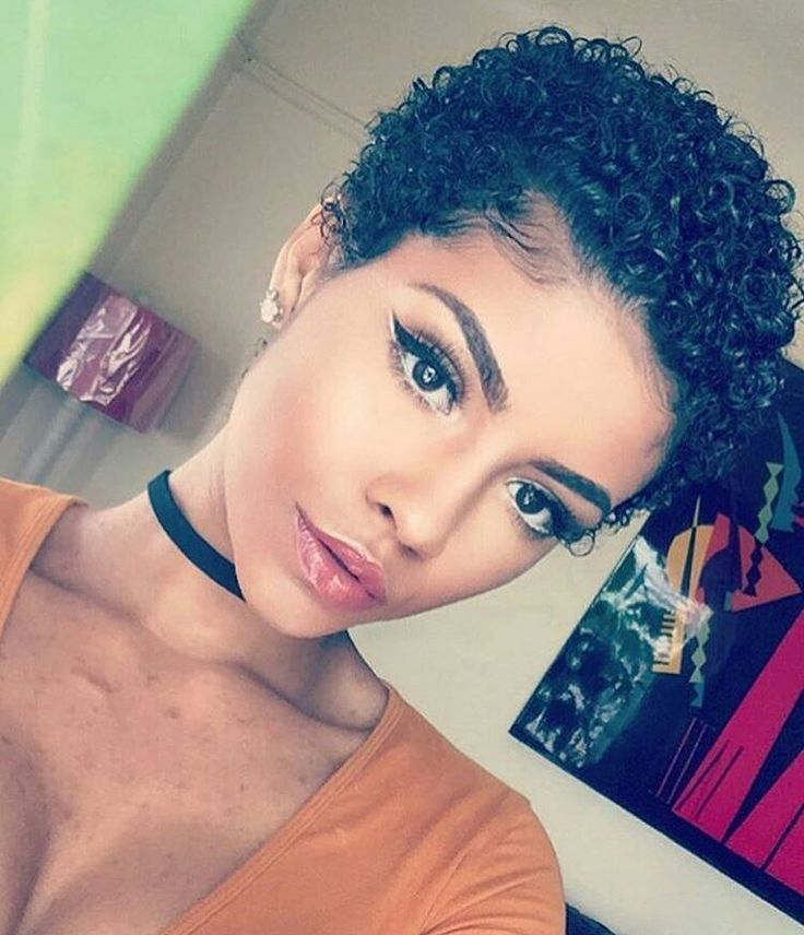 10 Beautiful Ways To Rock That Short Hair Botswana Youth Magazine