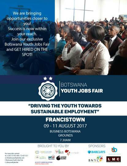 Photo of Want To Learn How To Write A Proper CV, Need Some Career Coaching? Attend The Botswana Youth Jobs Fair In Francistown