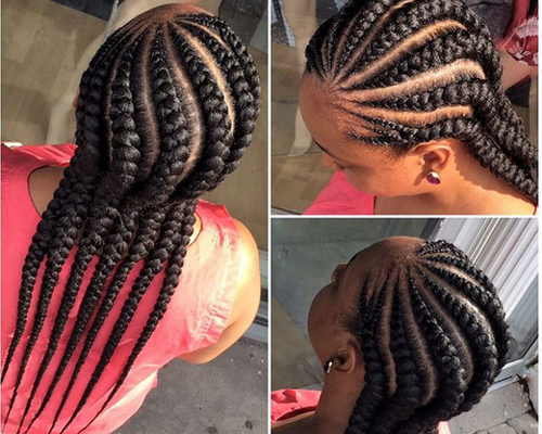 Top 10 Beautiful And Simple Hairstyles You Can Always Try Botswana