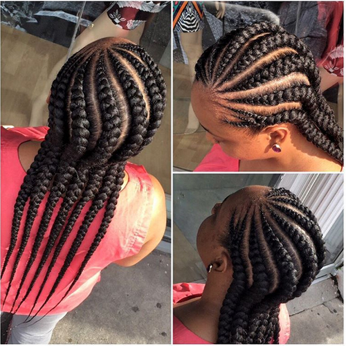 Top 10 Beautiful And Simple Hairstyles You Can Always Try | Botswana Youth Magazine