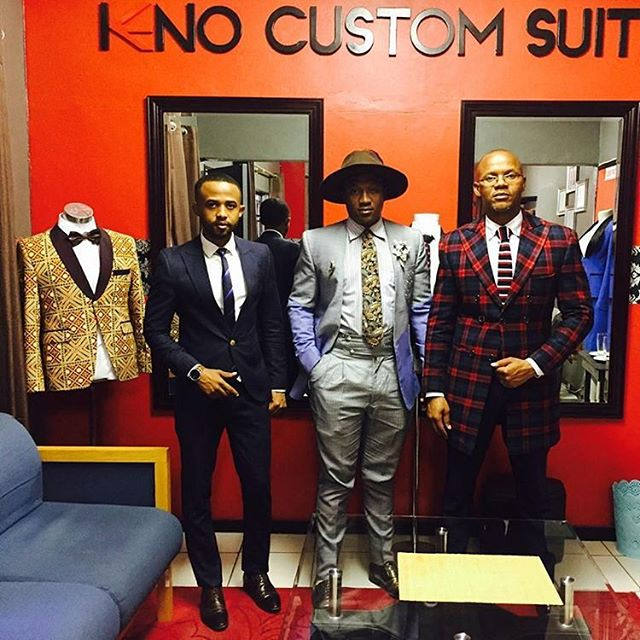 Photo of Keno Suits To Be Featured On Forbes Africa Magazine