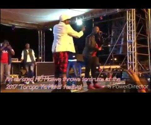 Photo of MC Maswe Dedicates An Apology Song To KingBee In New Album