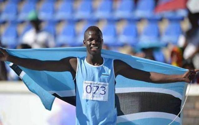Photo of Baboloki Thebe Tops The Diamond League Standings!