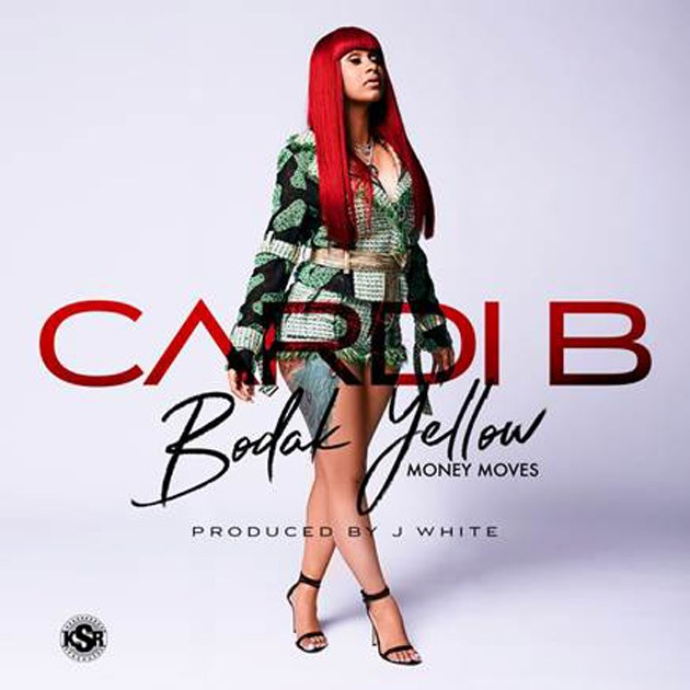 Photo of Rapper Cardi B Hits The Top 10 On Her First Try With Debut Single 'Bodak Yellow'