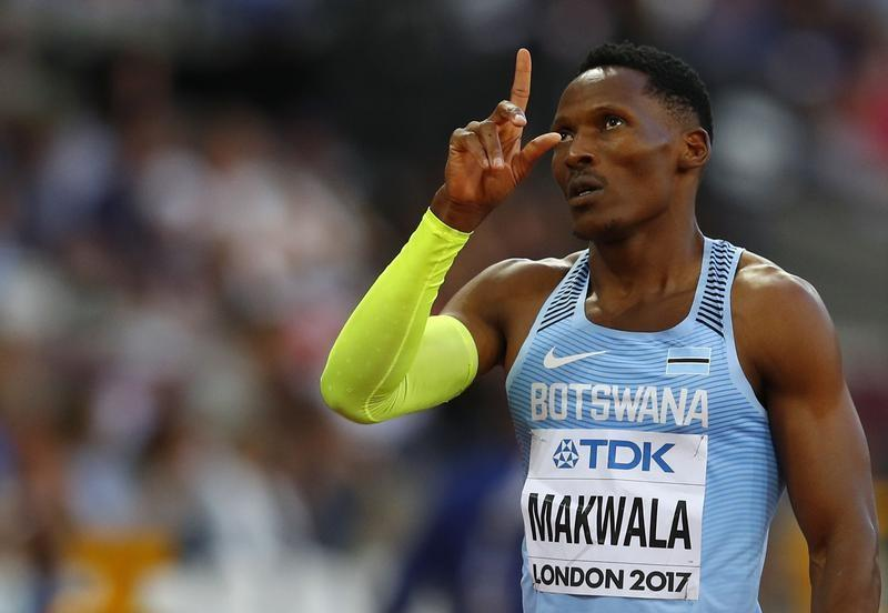 Photo of Sad News For TeamBW, Makwala Might Not BeTaking Part At The Finals!