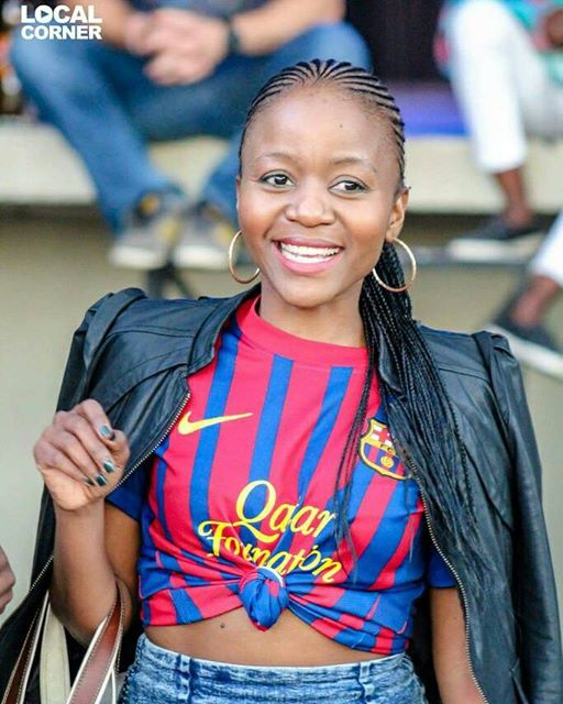 Photo of Ladies Need To Watch Sports-Sesame Mosweu