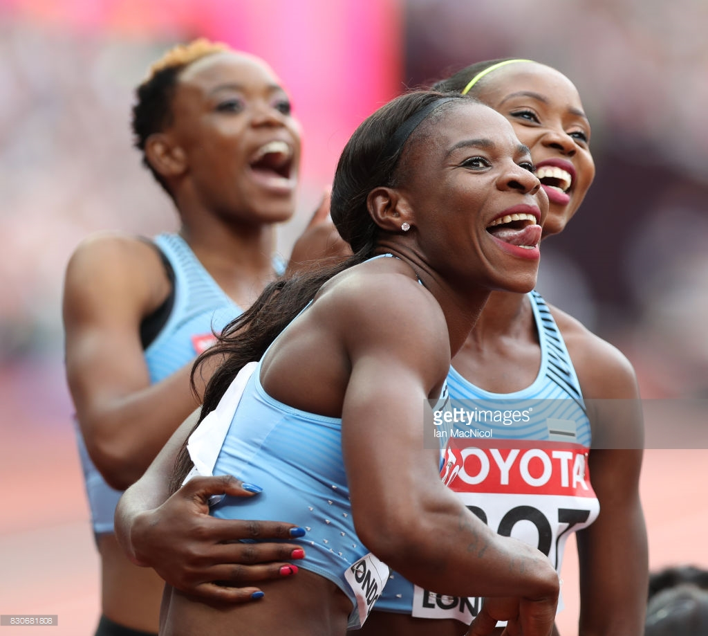 Photo of Local Women's Relay Team Ranked Seventh In The World