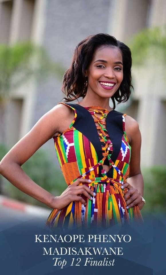 Get To Know The Miss Botswana Top 12 Finalists   Botswana