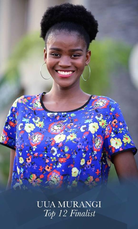 Get To Know The Miss Botswana Top 12 Finalists - Botswana