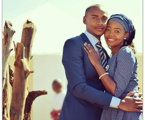 Check Out Some Pics From Nametso Ngwako S Wedding Botswana Youth Magazine