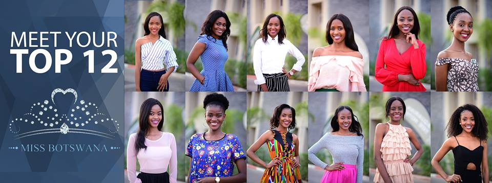 Photo of Get To Know The Miss Botswana Top 12 Finalists