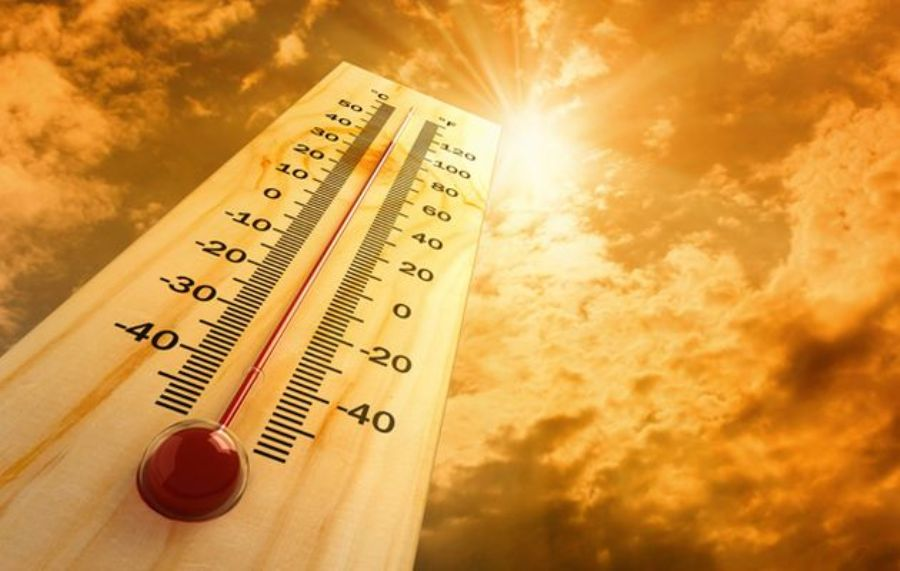Photo of Heat Wave Warning-The Department of Meteorological Services